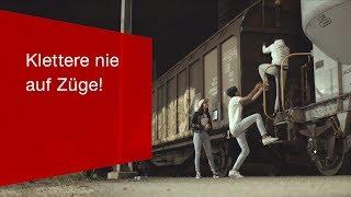 Download Klettere nie auf Züge! Video