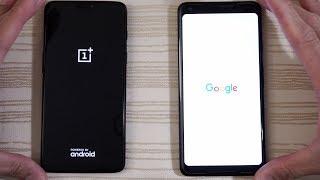 Download OnePlus 6 vs Google Pixel 2 XL - Speed Test! Video