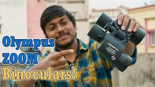 Download Olympus 8-16x40 Zoom dps-i Binoculars Unboxing & Full Review! Video