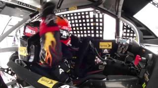 Download In-car: Gordon gets restart of a lifetime Video