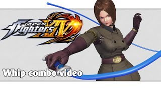 Download KoF XIV: Whip combo video (ver. 2.01) Video