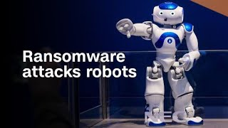 Download Watch this robot get attacked by ransomware Video
