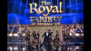 Download David Walliams hilarious entrance - The Royal Variety Performance 2016 Video