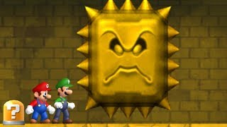 Download Newer Super Mario Bros Wii - All Castles (2 Player) Video