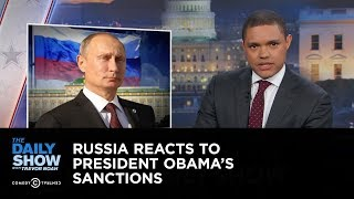 Download Russia Reacts to President Obama's Sanctions: The Daily Show Video
