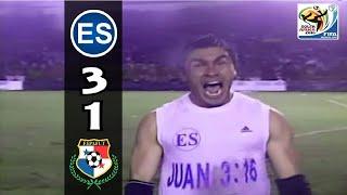 Download El Salvador [3] vs Panama [1] : 6.22.2008 : WCQ2010 [HIGHLIGHTS] Video