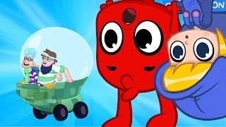 Download Morphle and the gravity bandits - animation episode video for kids Video