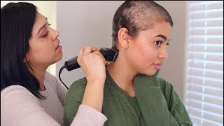 Download I LET MY FRIEND SHAVE MY HEAD (YES IM BALD) Video