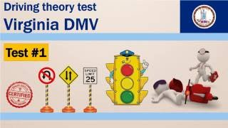 Download Driving theory test: Virginia DMV Permit Practice Test #1 Video