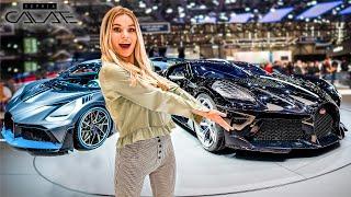 Download Teuerster Neuwagen der Welt! €16,7 MIO Bugatti LA VOITURE NOIRE Video