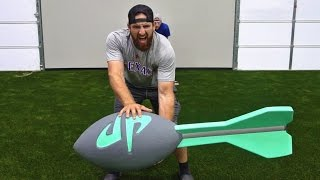 Download Giant Nerf Trick Shots | Dude Perfect Video