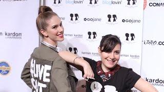 Download Big Apple Badgers: Stacy Igel Video