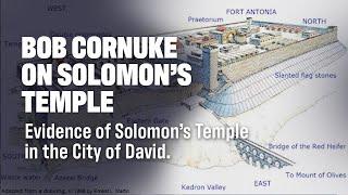 Download Bob Cornuke's Temple Discovery Presentation on Site in Jerusalem Video