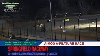 Download Springfield Raceway | A Mods A Feature Races | Turkey Bowl Xl | 11/19/17 Video