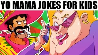 Download YO MAMA FOR KIDS! Cell Phone Jokes (Cartoons) Video