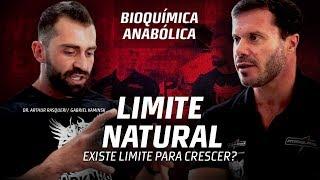 Download EXISTE UM LIMITE PARA SE CRESCER NATURAL? | BIOQUÍMICA ANABÓLICA Video