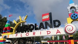 Download Our First Time At Legoland Florida & Everything Was AWESOME! Video