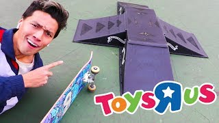 Download I BOUGHT A SKATEPARK FROM TOYS R US! Video