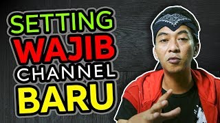Download Cara Setting Channel Youtube Baru Video
