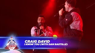 Download Craig David - 'I Know You' FT. Dan Bastille - (Live At Capital's Jingle Bell Ball 2017) Video