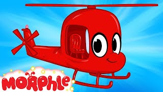 Download My Red Helicopter - My Magic Pet Morphle Episode #20 Video