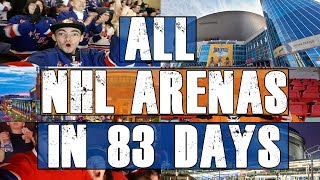 Download ALL 30 NHL ARENAS IN 83 DAYS Video