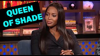 Download Naomi Campbell being SHADY af Video