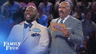 Download Will the MORROWS get in the money? | Family Feud Video