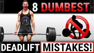 Download 8 Dumbest Deadlift Mistakes Sabotaging Your GAINS! | STOP DOING THESE! Video