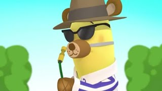 Download Bear Disguise - Full Episode Jumble - Bananas In Pyjamas Official Video