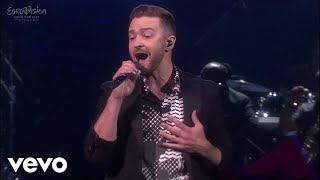 Download Rock Your Body & CAN'T STOP THE FEELING! Live (Eurovision Song Contest 2016) Video