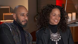 Download The bonds that bind power couple Alicia Keys and Swizz Beatz Video