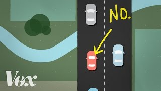Download Why you shouldn't drive slowly in the left lane Video