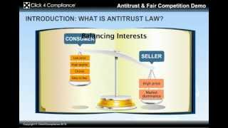 Download Global Antitrust & Fair Competition Compliance Training Video