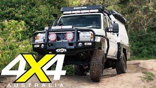 Download Patriot Campers' LandCruiser 79 Series build goes global | Custom 4x4 | 4X4 Australia Video