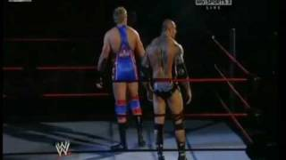 Download John Cena & Randy Orton vs Batista & Jack Swagger Video