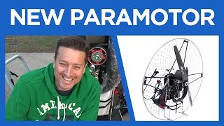 Download My new Paramotor Arrives - Air Conception Nitro 200 Video