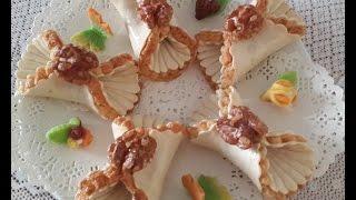 Download حلويات تقليدية جزائرية مشكلة بالجوز Video