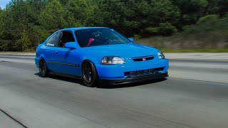 Download Cheap Turbo Civic build (1 year in 20 Minutes) Video
