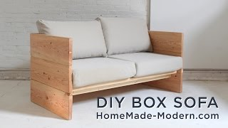 Download DIY Sofa made out of 2x10s Video