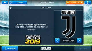 Download How To Import Juventus Logo And Kits In Dream League Soccer 2019 Video