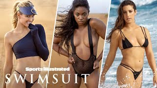 Download Aly Raisman, Sloane Stephens & More Sexy Athletes | 2018 Compilation | Sports Illustrated Swimsuit Video