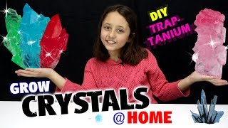 Download GROW CRYSTALS AT HOME! DIY Traptanium / Skylanders Fun w/ Sky Girl Lexi (TRAP TEAM) Video