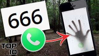 Download Top 10 Scary Phone Numbers You Should NEVER Call Video