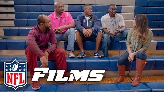 Download Several Former NFL Players Join Together in Coaching | NFL Films Presents Video