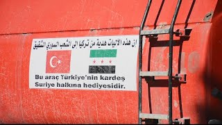 Download Turkey helps rebuild northern Syrian city of Jarablus Video