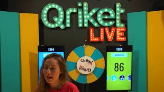 Download QriketLIVE Replay #312 - 5 Spins $200 Game Video
