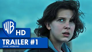 Download GODZILLA II: KING OF THE MONSTERS - Offizieller Trailer #1 Deutsch HD German (2019) Video