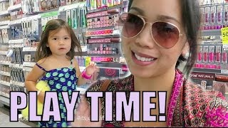 Download A Mommy and Daughter's PLAYGROUND! - August 02, 2015 - ItsJudysLife Vlogs Video
