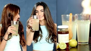 Download 3 Flat Belly Drinks To Aid Weight Loss Video